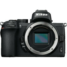 Nikon Z 50 Mirrorless Digital Camera (Body Only) *USA AUTHORIZED NIKON DEALER*