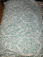 Twin Size Duvet Set Teal And White Design From Bed, Bath And Beyond