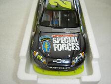 2010 Jeff Gordon #24 National Guard Special Forces Color Chrome 1/24 scale 1/300