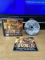 Metal Slug X Sony Playstation 1 Boxed & Complete PAL UK PS1 Tested And Complete