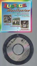 CD--LUSTIGE MUSIKANTE--DIE 5 SPITZBUAM-ALPENZIGEUNER-OSTTIROLER ALPENQUINTETT--