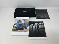 2018 Ford Ecosport Owners Manual Handbook Set with Case OEM Z0A1765