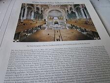 Berlin Archiv 6 Bürgerstadt 4085 Neue Synagoge 1970 Guckkastenbild