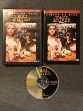 Taxi Driver (Dvd, 1997) DeNiro Foster Deluxe Widescreen w/ Inserts
