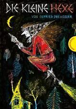 Die kleine Hexe von Otfried Preußler (1957, Gebundene Ausgabe)