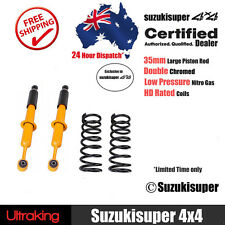"""2"""" 50mm Raised Toyota HILUX 4WD KUN26R GGN25R MY05 on- Front Shock & Spring HD"""