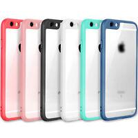 SLIM THINNEST Crystal Clear Bumper TPU Ultra Thin Case Cover iPhone X XR XS Max
