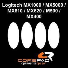 Corepad Skatez Logitech MX1000 MX5000 MX610 MX620 M500 MX400 Teflon® mouse feet
