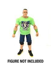 WWE John Cena 'Respect, Earn It' Custom Shirt For Mattel Figures.