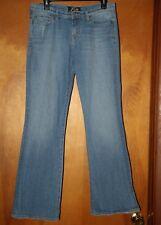 Lucky Brand Neopolitan Sweet N Low Ladies size 8/29 Stretch Denim Jeans 3452