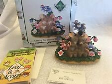 "Charming Tails ""Sharing Our Dreams Together "" Dean Griff Nib"
