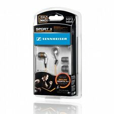 Sennheiser CX 380 Sport Series II Noise Isolating In-Ear Canal Earbuds Earphones