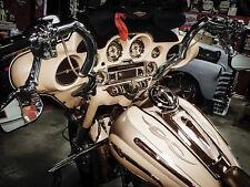 2012 Bagger Apes Stainless Steel Harley Custom Bagger Touring Dresser Handlebar