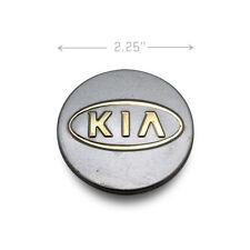 1- FREE SHIPPING Kia Sedona Forte Borrego Sportage Wheel Center Caps Hubcaps