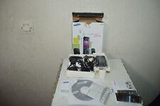 TELEPHONE MOBILE SAMSUNG SGH-F250  PHONE   FONCTIONNE + ENCEINTE BOITE