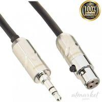 FURUTECH ADL headphone re cable 3.5mm stereo mini jack ⇔ XLR-F 1.3m IHP35X2-1.3M