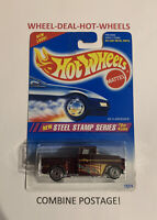 Hot Wheels (1994) Steel Stamp Series '56 Flashsider 3/4 Collector No.289 - Rare!