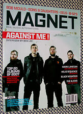 MAGNET Magazine, Against Me, Ben Lee, B-52s, Strokes, Helio Sequence, Ween