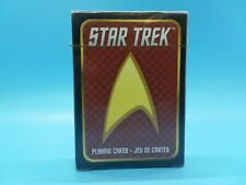 Star Trek Playing Cards. 2013 New