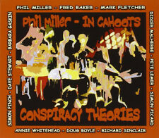 Phil Miller : Conspiracy Theories CD (2008) ***NEW*** FREE Shipping, Save £s