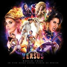 Versus World Tour by Gloria Trevi / Alejandra Guzmán CD 3 Discs NOW SHIPPING !