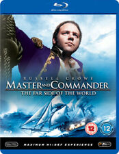 Master and Commander Blu-ray 2003 Far Side of The World Action Movie