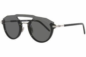 Christian Dior DiorFuturistic 8072K Sunglasses Women's Black/Black Lenses 99mm