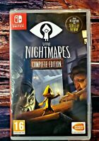 Little Nightmares Complete - Nintendo Switch - Region Free - Brand New - Sealed