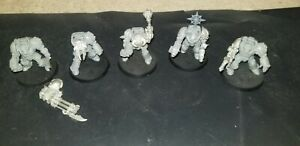 Chaos Space Terminator Squad (5) 40k