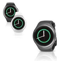 Samsung Gear S2 SM-R730V 4G Smartwatch (Verizon) w/ Rubber Band
