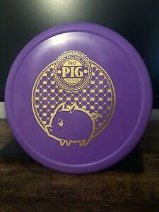 Stiff Innova Pro Pig | Angry Pig Stamp | Disc Golf | New 170-172g | Choose Disc