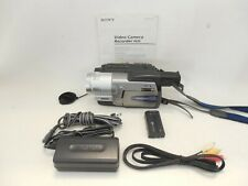 New ListingSony Handycam Ccd-Trv68 8mm Hi-8 Analog Camcorder Vg Condition 90-Day Warranty