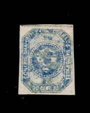 Vintage: Colombia 1861 Fresh Color Scott # 6A $ 120 Lot # Vswcool1861-Z30