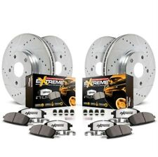 Powerstop K6268-36-Z36 Severeduty Truck And Tow 1-Click Brake Kit-Front & Rear