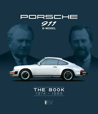 """Porsche 911 G-Model """"THE BOOK"""" Air-Cooled Years 1974-1989 LIMITED EDITION NEU!"""