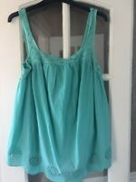 So Fabulous By Very Ladies Top Tunic Cami Vest Top Size 18  BNWT  100% COTTON