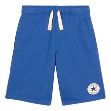 Converse Boy's French Terry Blue Shorts