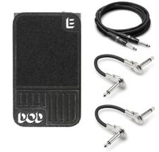New DigiTech DOD Mini Expression Guitar Effects Pedal! Hosa Cables! EXP