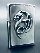 Zippo 3D Baby Dragon Lighter - Stunning Piece! (Very Rare)