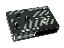 NEW Roger Mayer Voodoo-Boost FREE 2-3 DAY S&H IN US! FREE INTERNATIONAL S&H!
