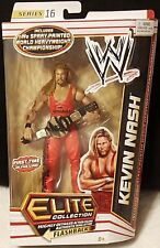 WWE Diesel Big Sexy Kevin Nash Flashback Elite Series 16 First Time In The Line