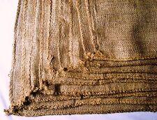 18 Hessian Sacks 50cm x 84cm  (NEW) (Large)