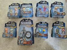 SLUGTERRA Eli 4 inch Action Figure Slugs HUGE LOT NEW!!