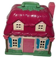 Calico Critters Carry And Play House Case