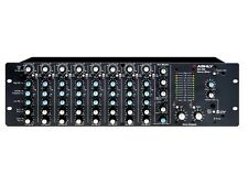 Ashly MX-508 Mixer 8 Input Stereo with EQ & Sends/3U