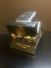 Vintage Polaroid SX - 70 Fold Down Land Camera ~ Untested