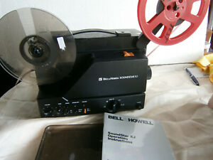 B&H Superl 8mm Sound Auto-load Compact...Easy to Use Projector