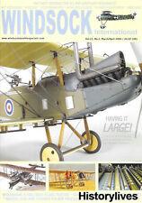 Windsock International V22 N2 Weichmann Flying Boat Lozenge Printing Staaken