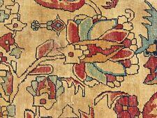 Auth:  Antique Lavar Kermin  Rare Primitive Ancient ART Distressed 7x10 Cutie NR
