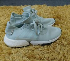 New Mens Vapour Green Adidas Pod S3.1 Trainers size 8.5 EU 42 2/3